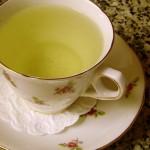 Gervuogių lapų arbata